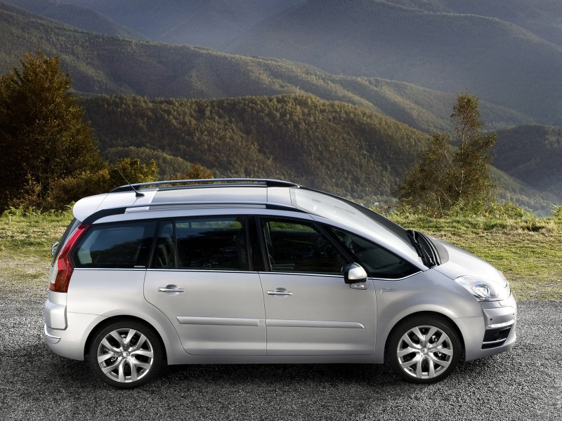 citroen c4 grand picasso 2010 citroen c4 grand picasso 2010 photo 14 car in pictures car. Black Bedroom Furniture Sets. Home Design Ideas