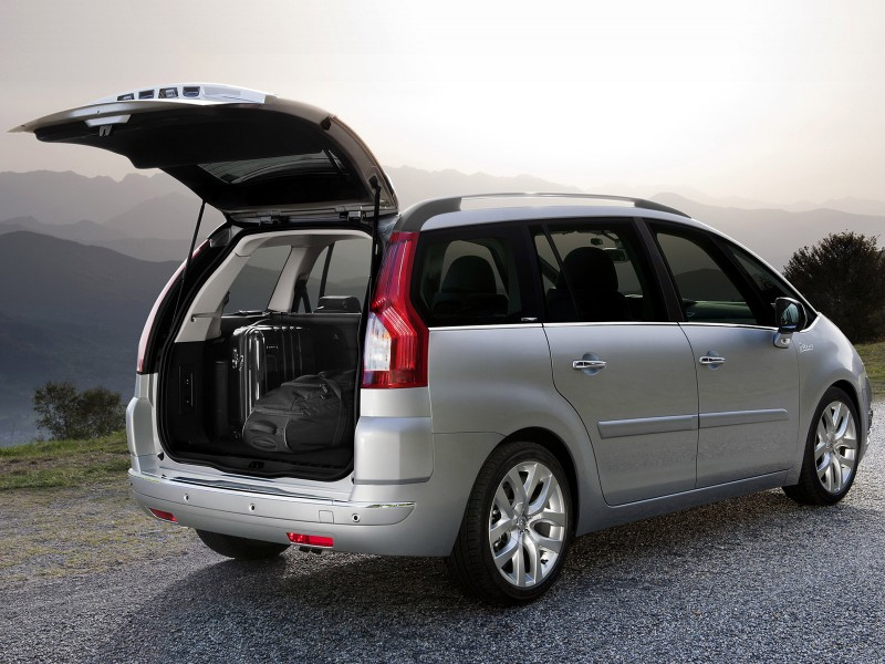 citroen c4 grand picasso 2010 citroen c4 grand picasso 2010 photo 24 car in pictures car. Black Bedroom Furniture Sets. Home Design Ideas