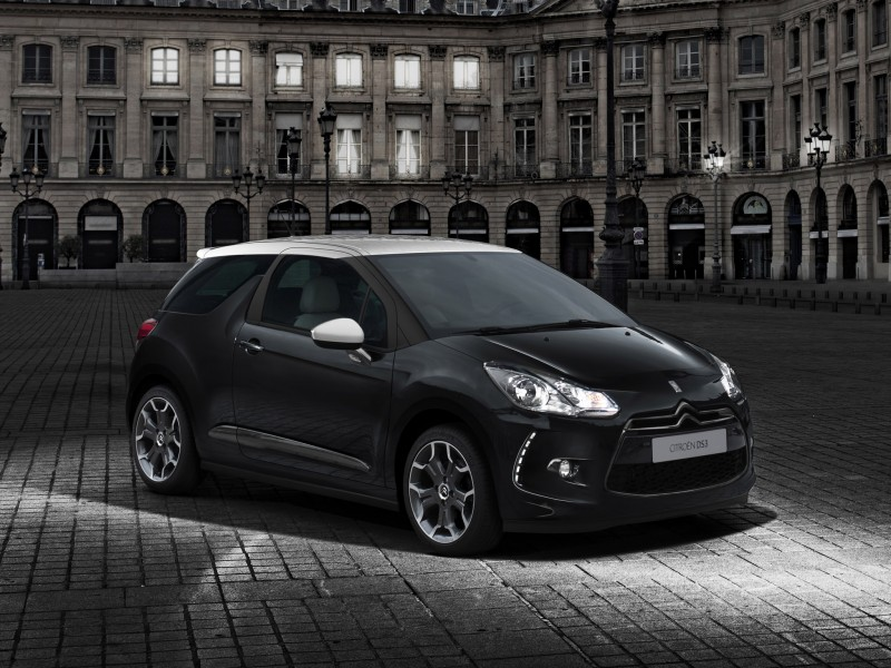 citroen ds3 ultra prestige 2011 citroen ds3 ultra prestige 2011 photo 04 car in pictures car. Black Bedroom Furniture Sets. Home Design Ideas