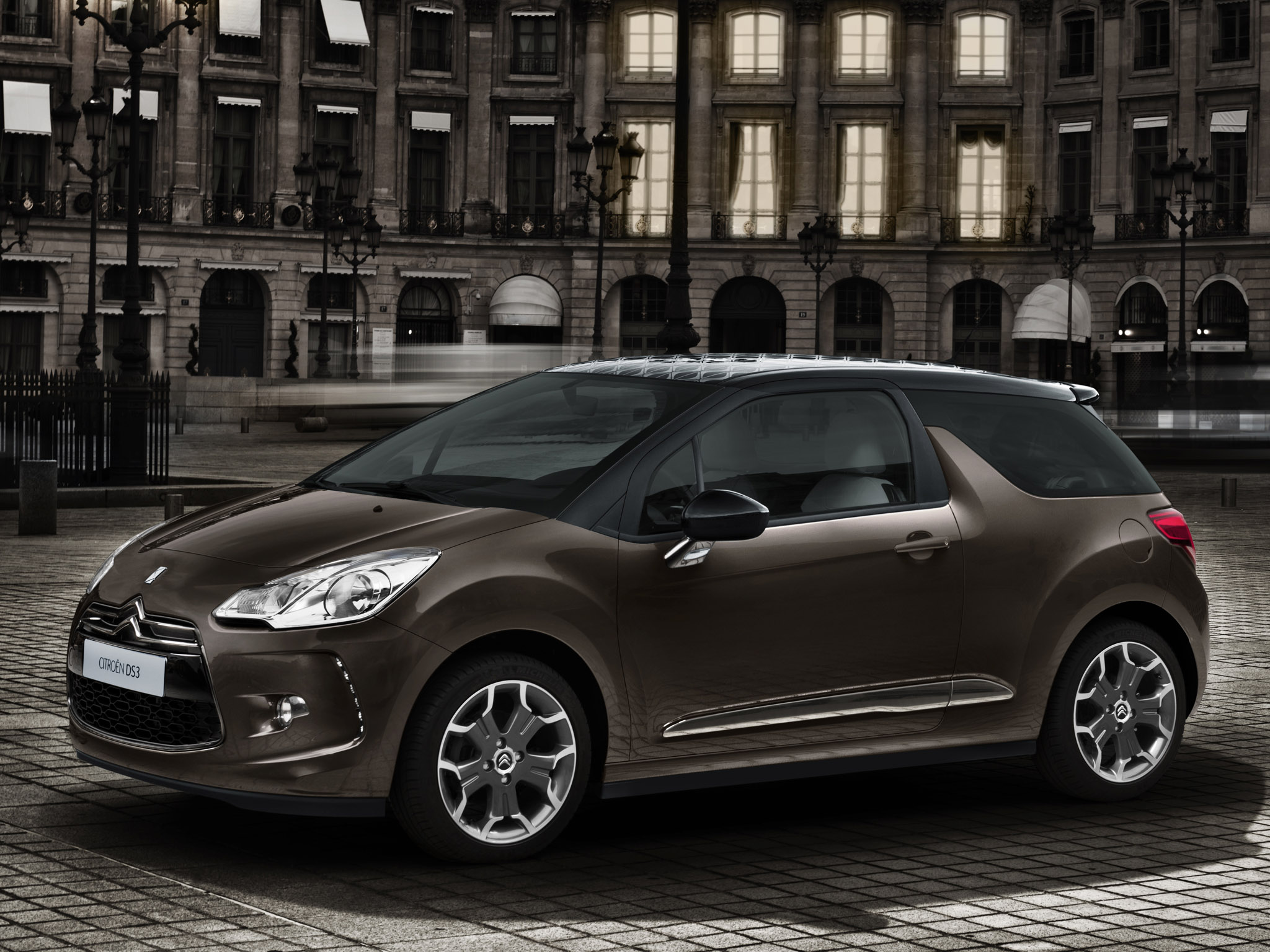 citroen ds3 ultra prestige 2011 citroen ds3 ultra prestige 2011 photo 05 car in pictures car. Black Bedroom Furniture Sets. Home Design Ideas