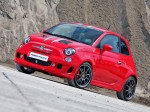 Fiat 500 Pogea Racing 2010 Photo 02