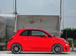 Fiat 500 Pogea Racing 2010 Photo 05