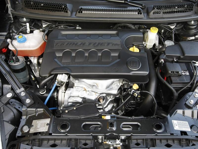 Prova Fiat Bravo scheda tecnica opinioni e dimensioni 1.6 ...