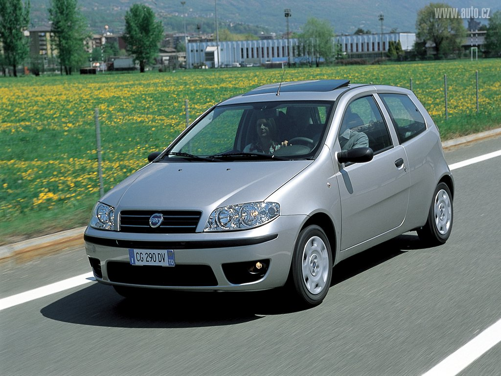 fiat punto 2003 2005 fiat punto 2003 2005 photo 08 car. Black Bedroom Furniture Sets. Home Design Ideas