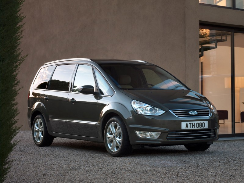 Ford Galaxy 2010 Photo 07