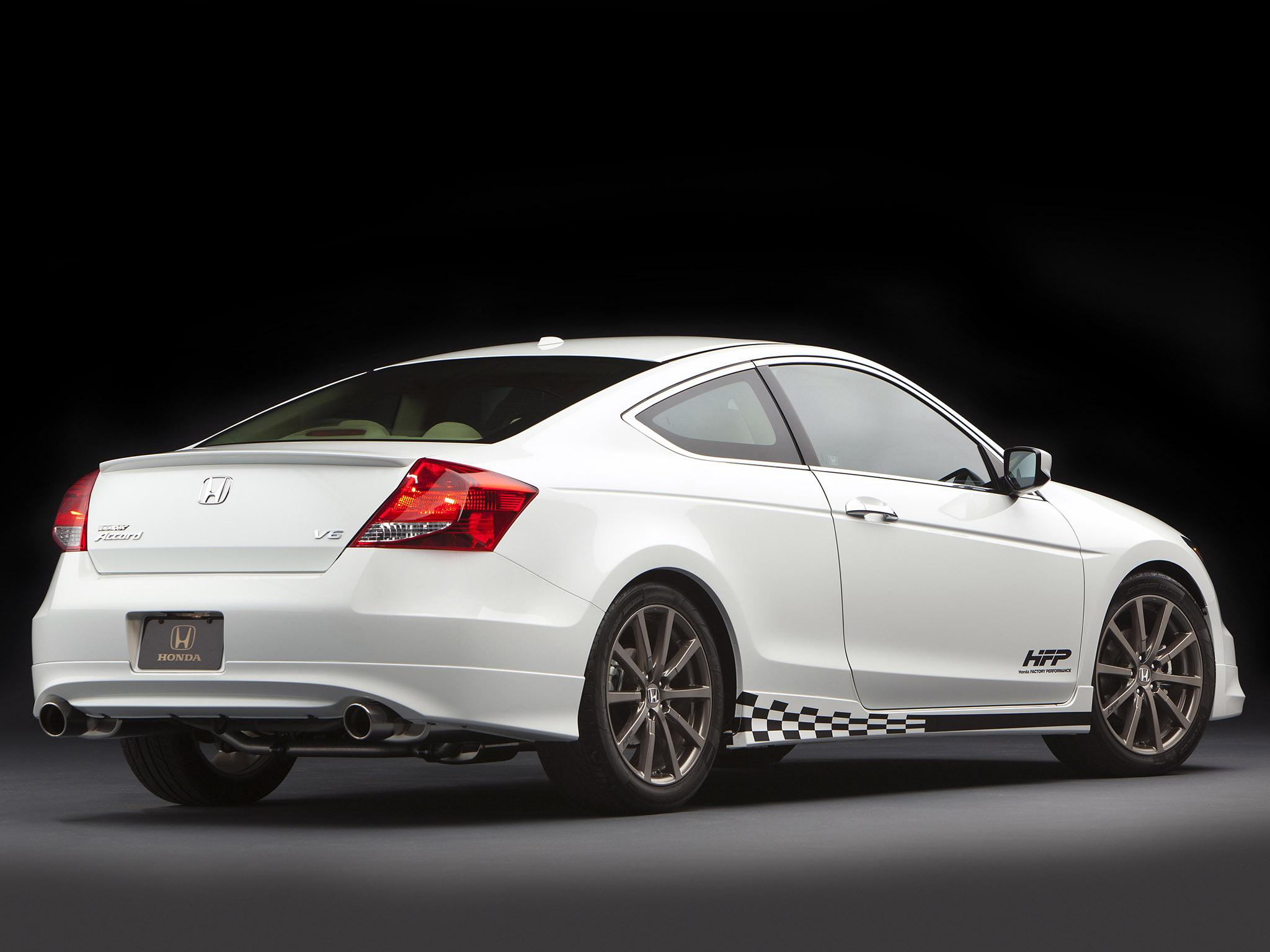 Honda Accord Coupe V6 Concept 2011 Honda Accord Coupe V6
