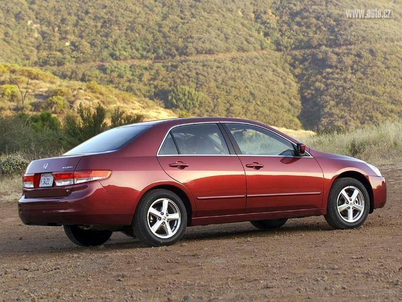Honda Accord USA 2003 Honda Accord USA 2003 Photo 04 – Car ...