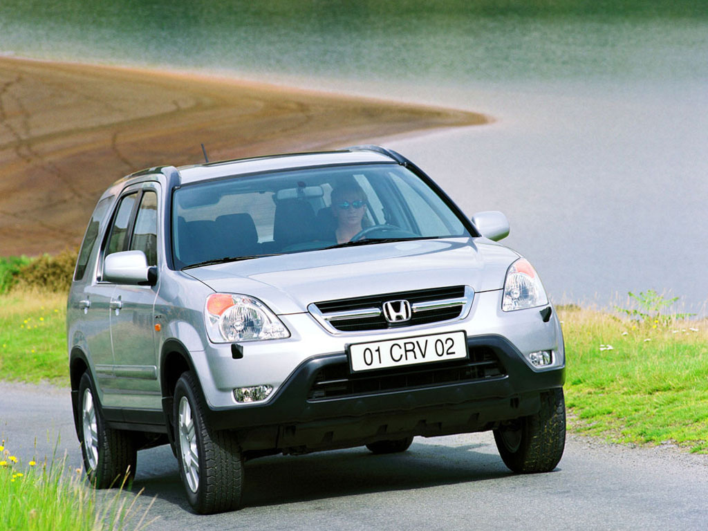 Car in pictures - car photo gallery » Honda CR-V 2002-2006 ...