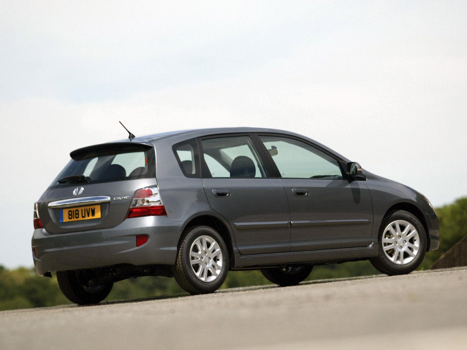 Honda civic 5 door 2003 2005 honda civic 5 door 2003 2005 for 01 honda civic 4 door