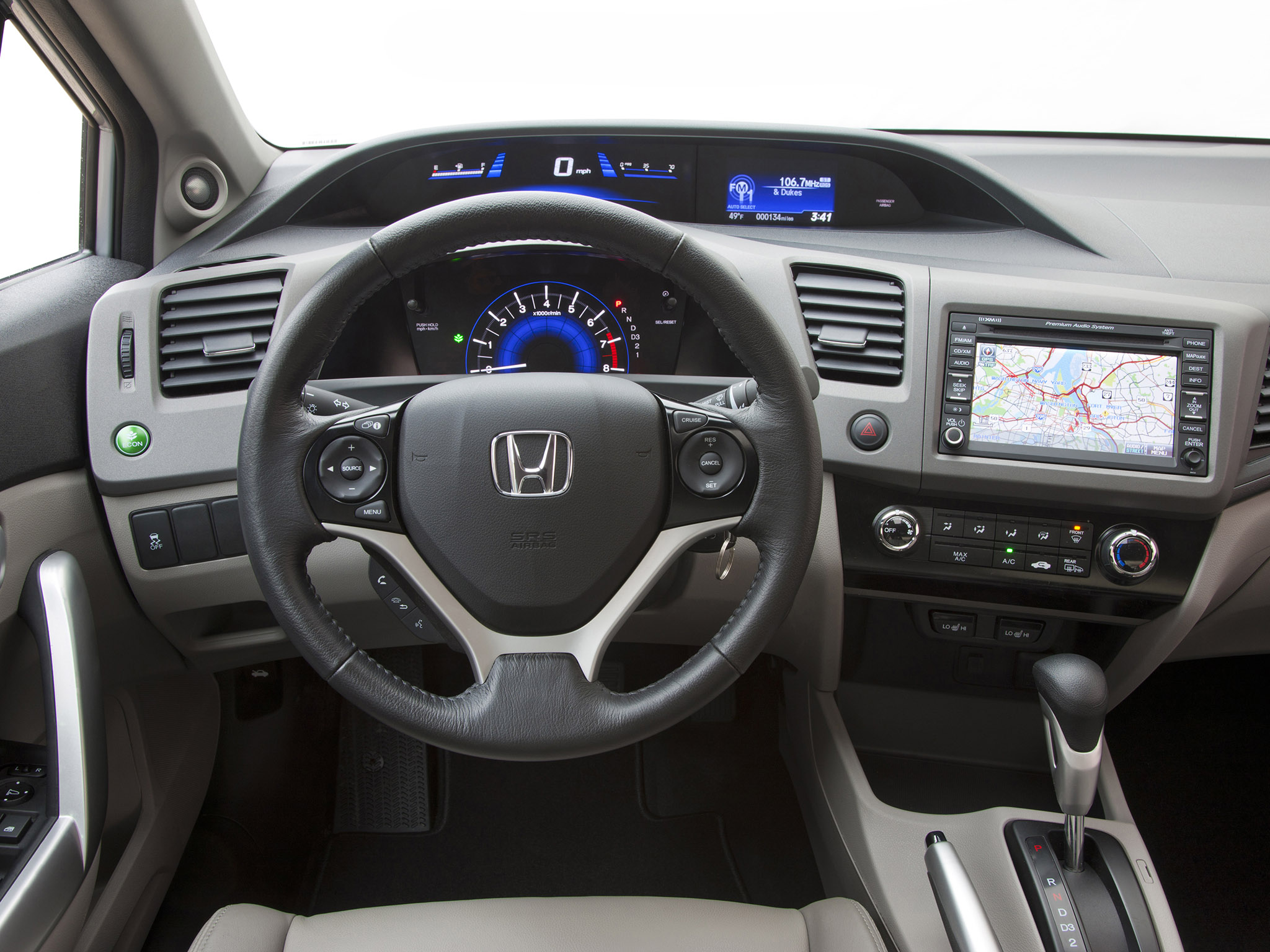Honda Civic Ex L Coupe 2011 Honda Civic Ex L Coupe 2011