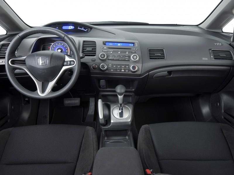 Honda Civic Sedan USA 2008 Photo 01