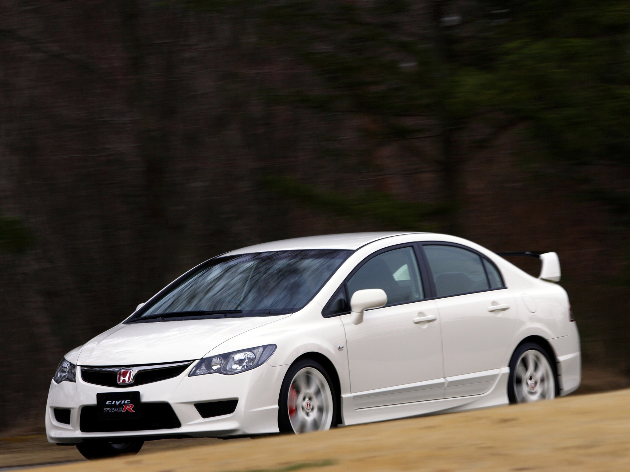 honda civic type r sedan 2007 honda civic type r sedan 2007 photo 04 car in pictures car. Black Bedroom Furniture Sets. Home Design Ideas
