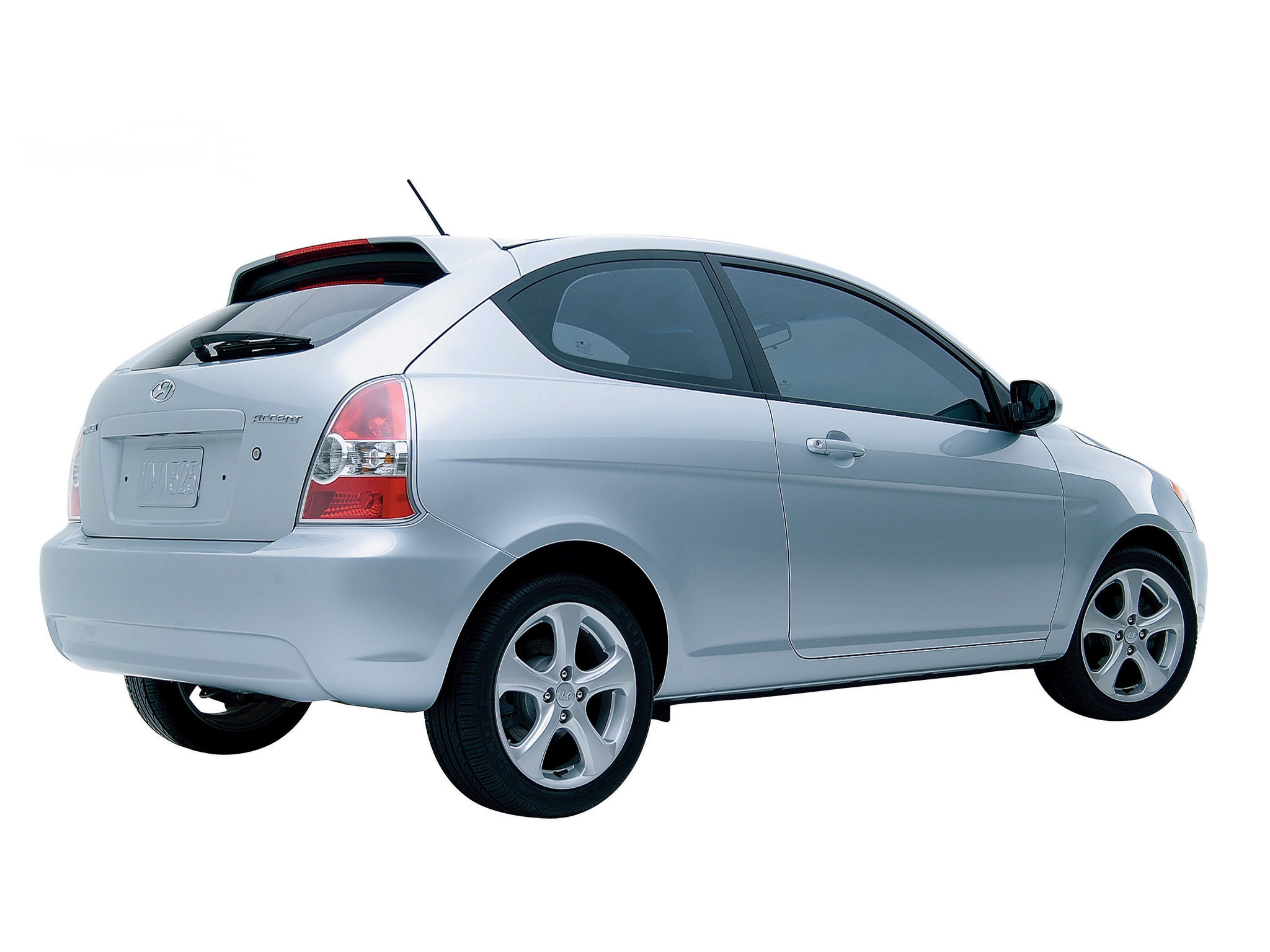 hyundai accent 2007 hyundai accent 2007 photo 04 car in. Black Bedroom Furniture Sets. Home Design Ideas