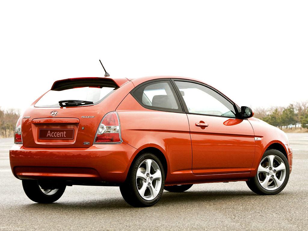 Hyundai Accent 2007 Hyundai Accent 2007 Photo 08 – Car in pictures ...