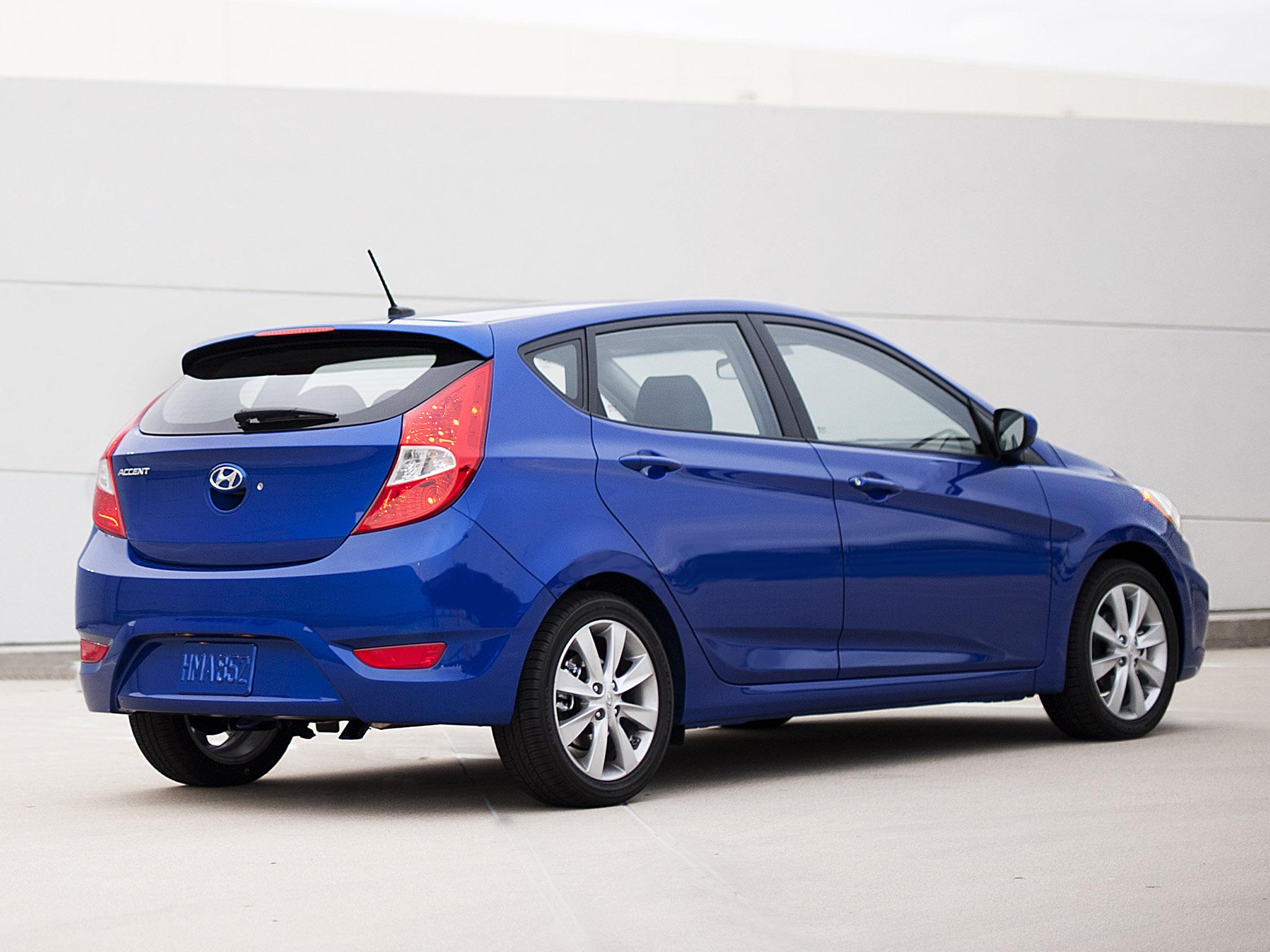 2011 Hyundai Accent Autos Post