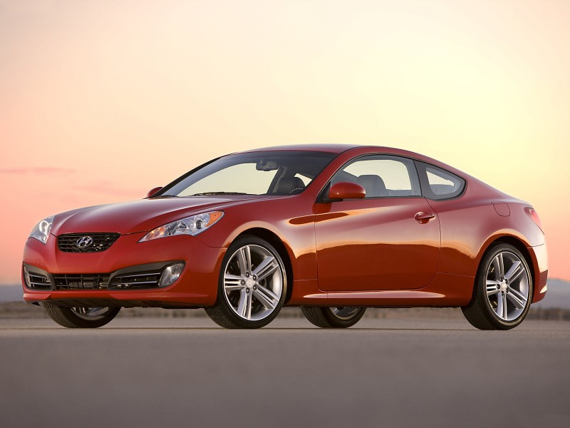 Hyundai Genesis Coupe 2008 Photo 12