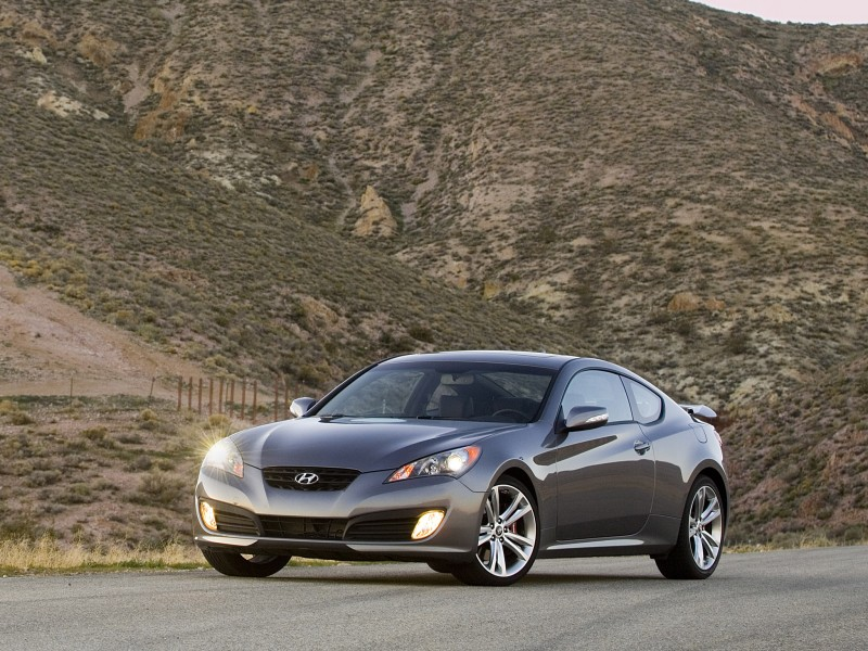 Hyundai Genesis Coupe 2008 Photo 20