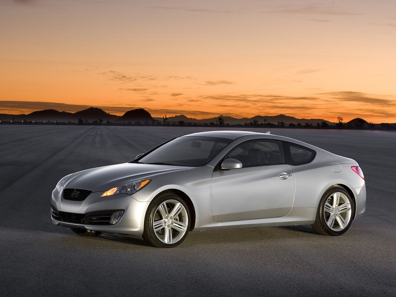 Hyundai Genesis Coupe 2008 Photo 34