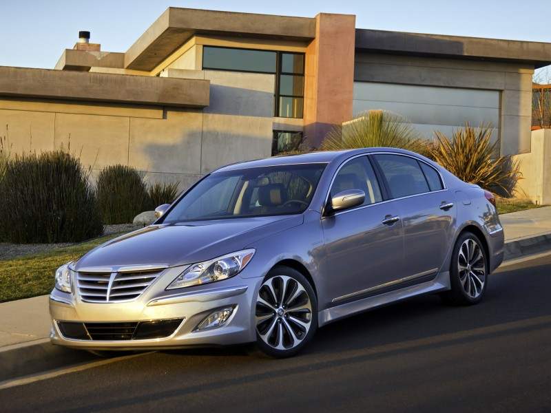 2012 Hyundai Genesis 50 R Spec Autos Post