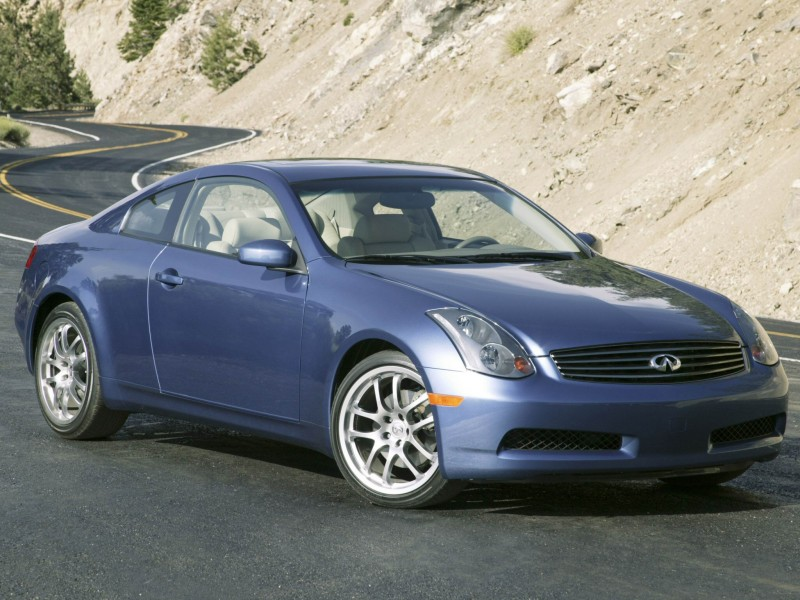 2003 Infiniti G35 Coupe >> Infiniti G35 Coupe 2003-2007 Infiniti G35 Coupe 2003-2007 Photo 04 – Car in pictures - car photo ...