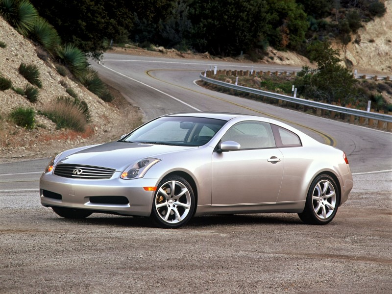 2003 Infiniti G35 Coupe >> Infiniti G35 Coupe 2003-2007 Infiniti G35 Coupe 2003-2007 Photo 09 – Car in pictures - car photo ...
