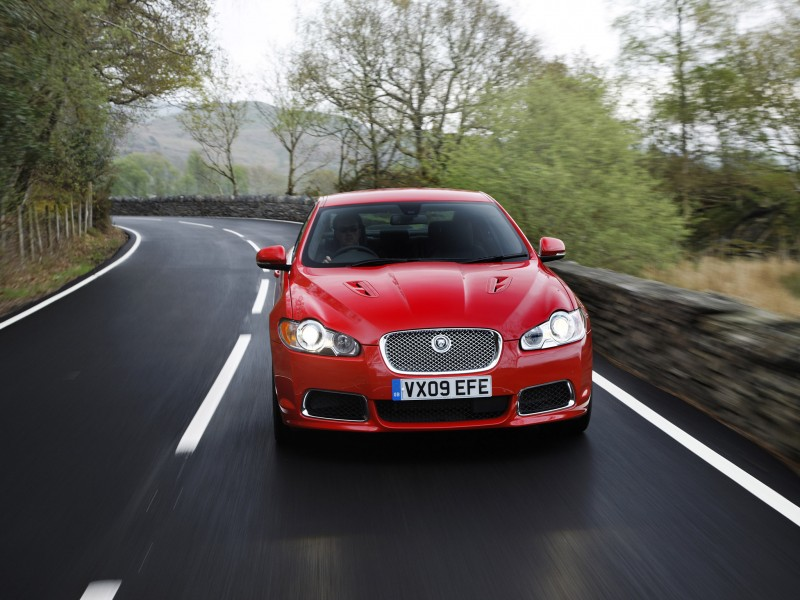 Jaguar XFR UK 2009 Photo 10