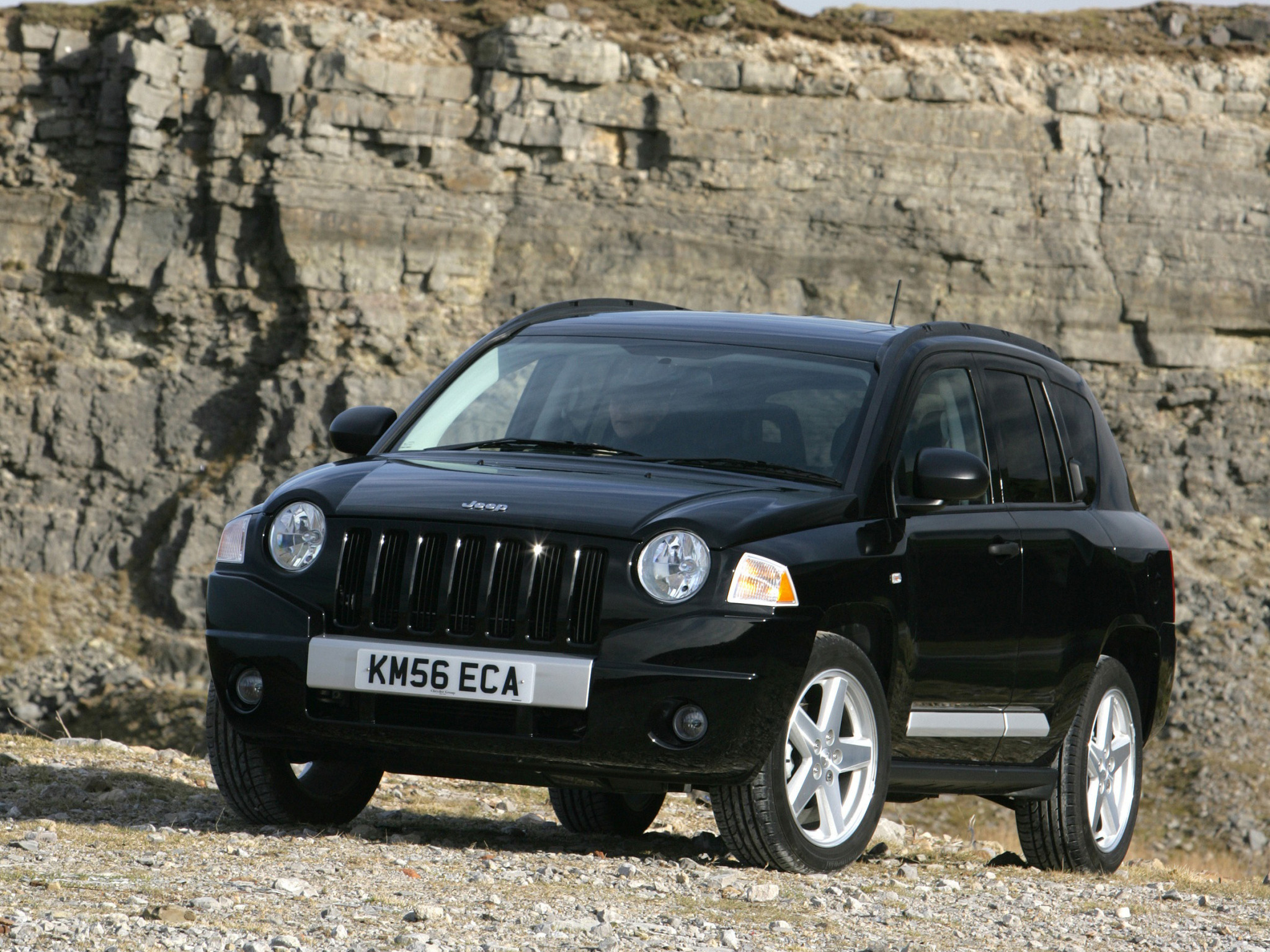 jeep compass 2006 jeep compass 2006 photo 08 car in pictures car photo gallery. Black Bedroom Furniture Sets. Home Design Ideas