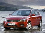Kia Ceed EcoDynamics UK 2009 Photo 10