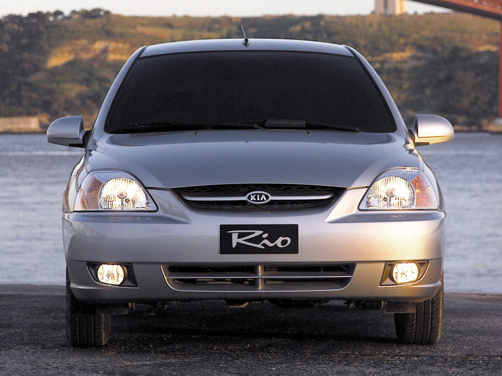 kia rio 2002 2006 kia rio 2002 2006 photo 15 car in. Black Bedroom Furniture Sets. Home Design Ideas