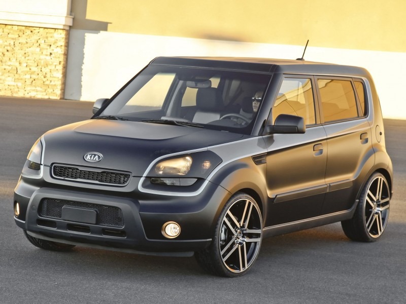 kia soul sinister 2009 kia soul sinister 2009 photo 04 car in pictures car photo gallery. Black Bedroom Furniture Sets. Home Design Ideas