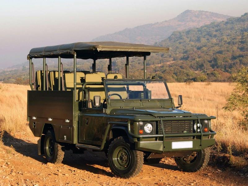 Land Rover Defender 130 Safari Vehicles Land Rover