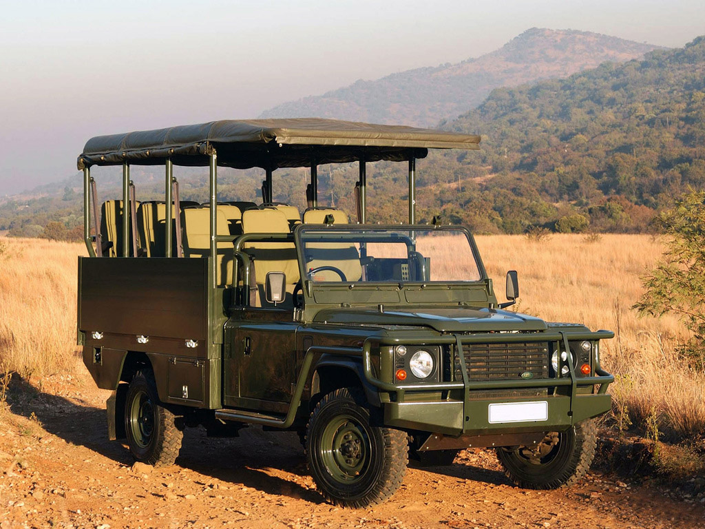 Land Rover Defender 130 Safari Vehicles Land Rover Defender 130