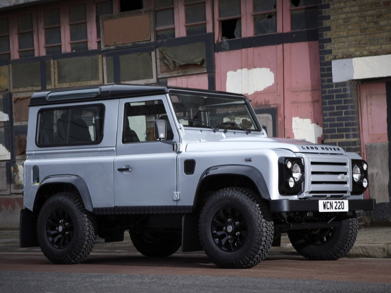 Land Rover Defender 90 Hard Top X Tech Edition 2011 Land