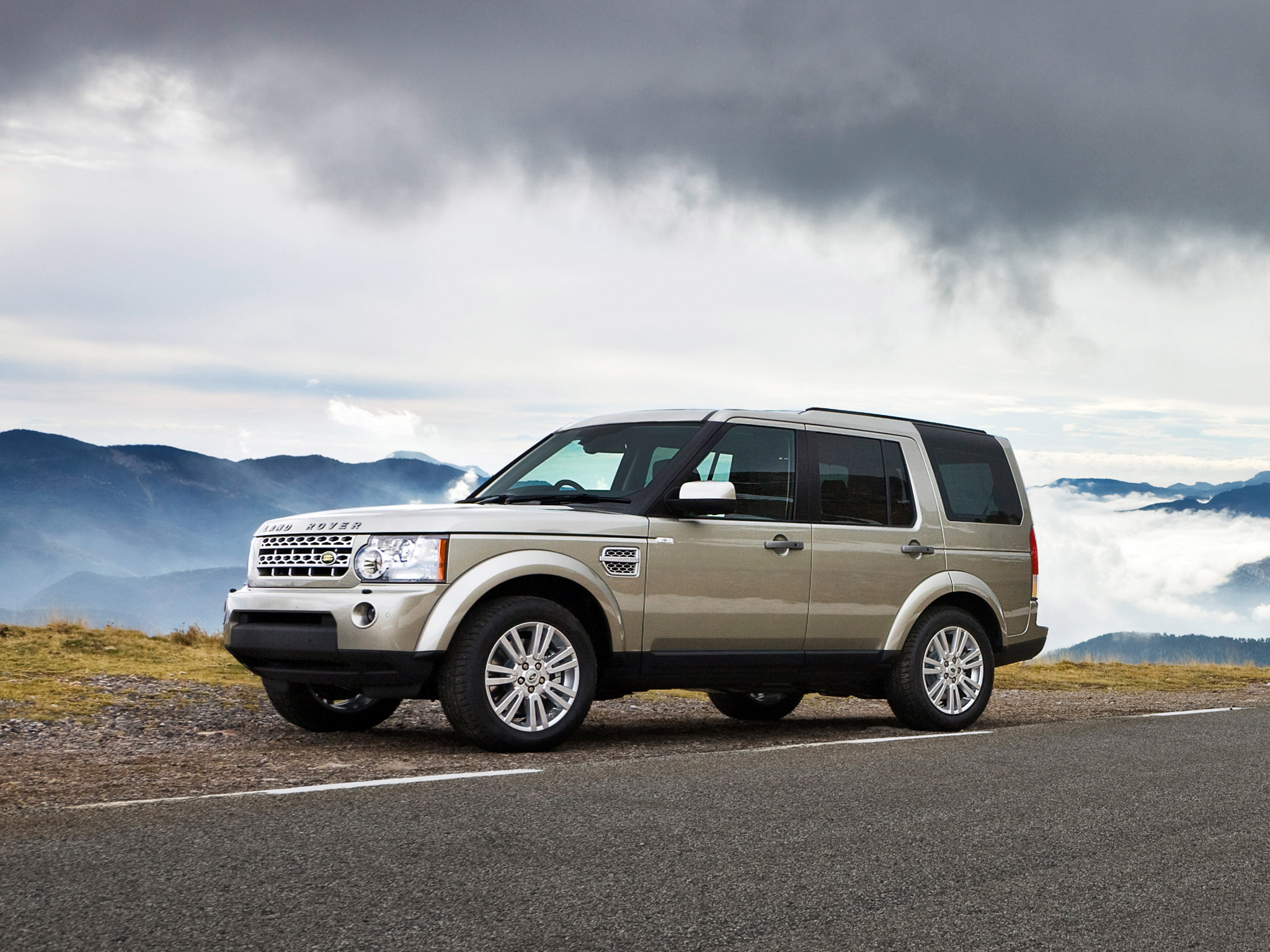 Land Rover Discovery 4 3 0 Tdv6 2009 Land Rover Discovery