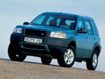 Land Rover Freelander 1996-2004 Photo 23