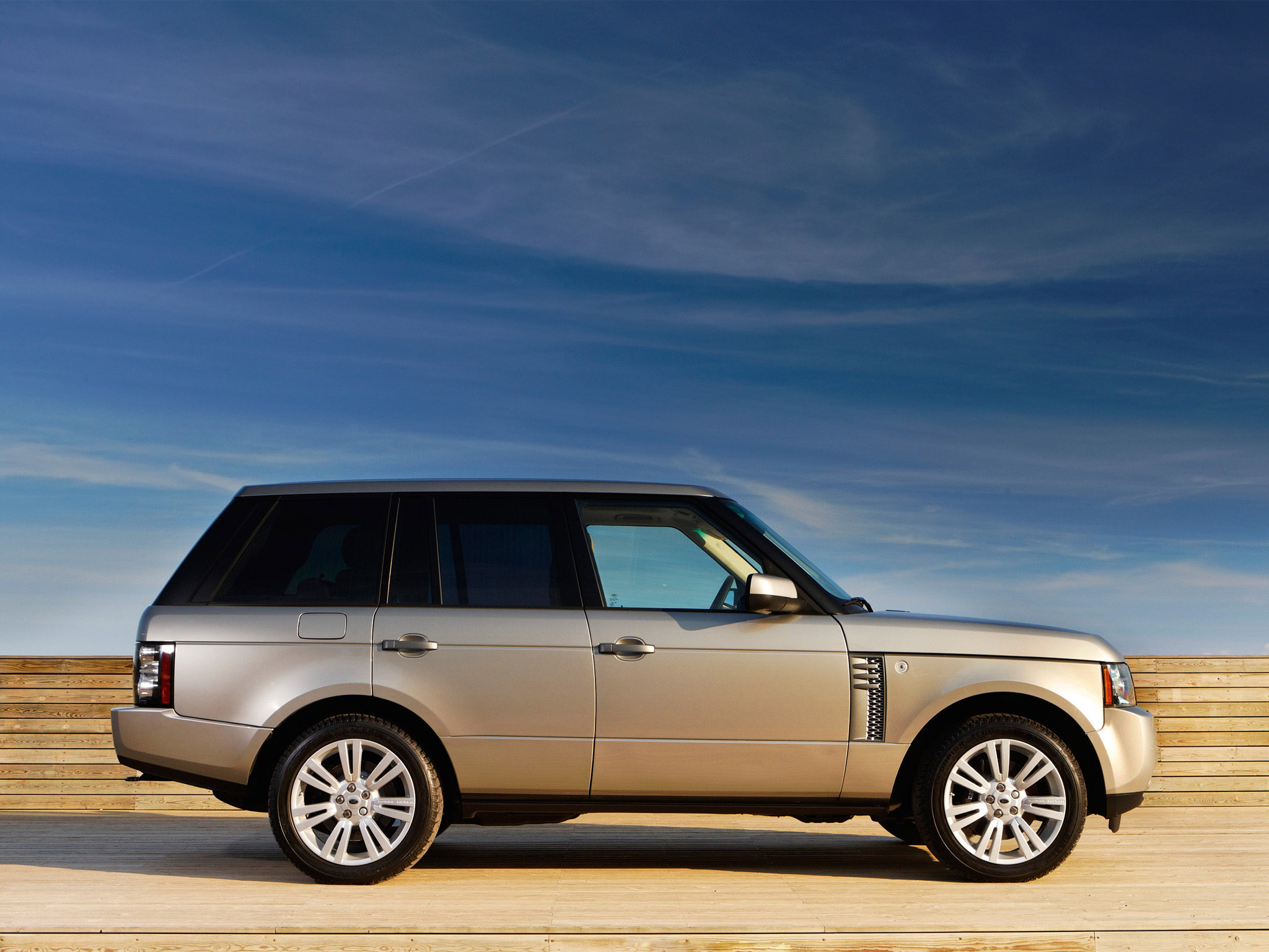 land rover range rover autobiography 2009 land rover range. Black Bedroom Furniture Sets. Home Design Ideas