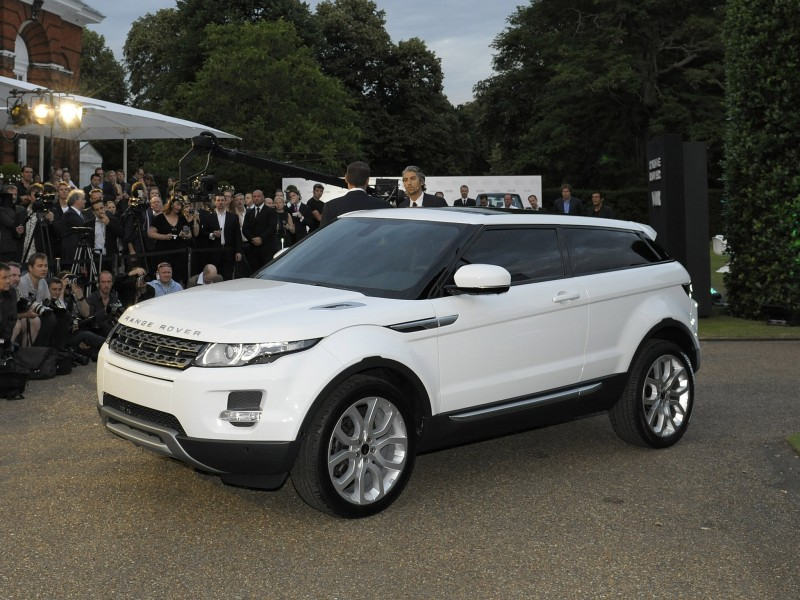 Rover Evoque 2010 Land Rover Range Rover Evoque 2010 Photo 24 – Car ...