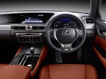 Lexus GS450h F-Sport Japan 2012 Photo 01