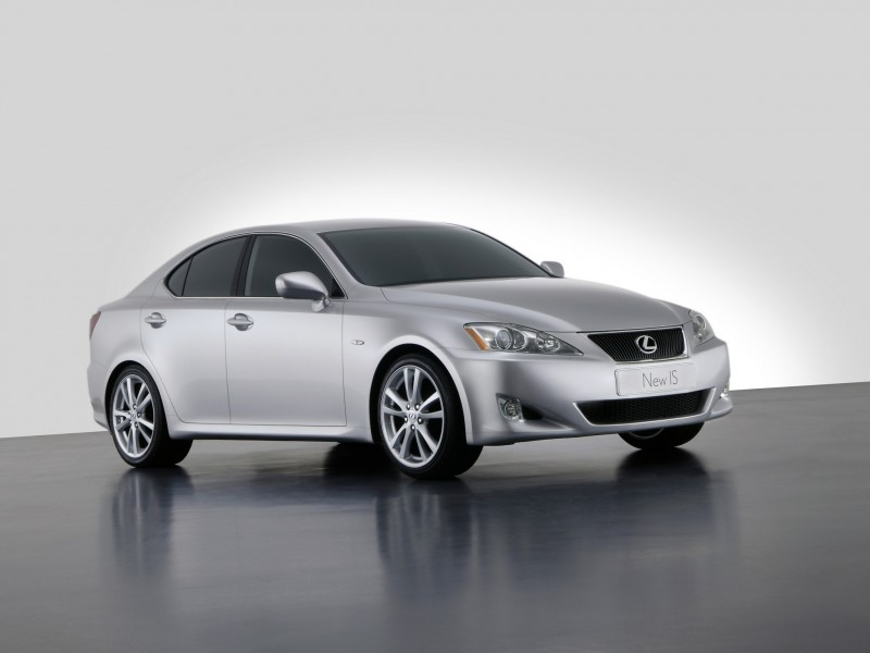 Lexus IS 250 2005 Photo 21