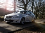Lexus IS 250 F-Sport UK 2010 Photo 03