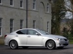 Lexus IS 250 F-Sport UK 2010 Photo 05