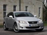 Lexus IS 250 F-Sport UK 2010 Photo 08