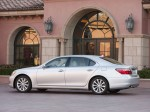 Lexus LS 460 L 2010 Photo 11