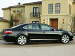 Lexus LS 600h 2008 Photo 25