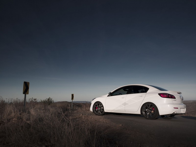 Mazda 3 by Mazdaspeed 2009 Photo 02