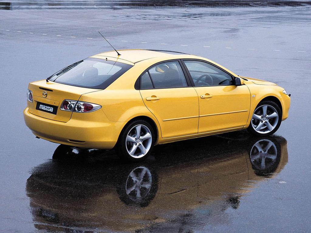 Mazda 6 2002 Mazda 6 2002 Photo 02 – Car in pictures - car photo