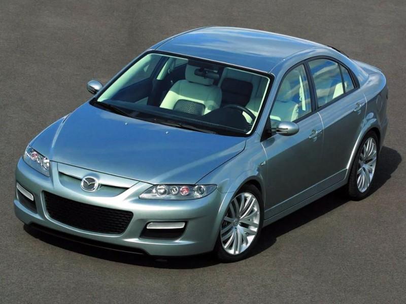 Mazda 6 Mps Concept 2002 Mazda 6 Mps Concept 2002 Photo 04 Car In
