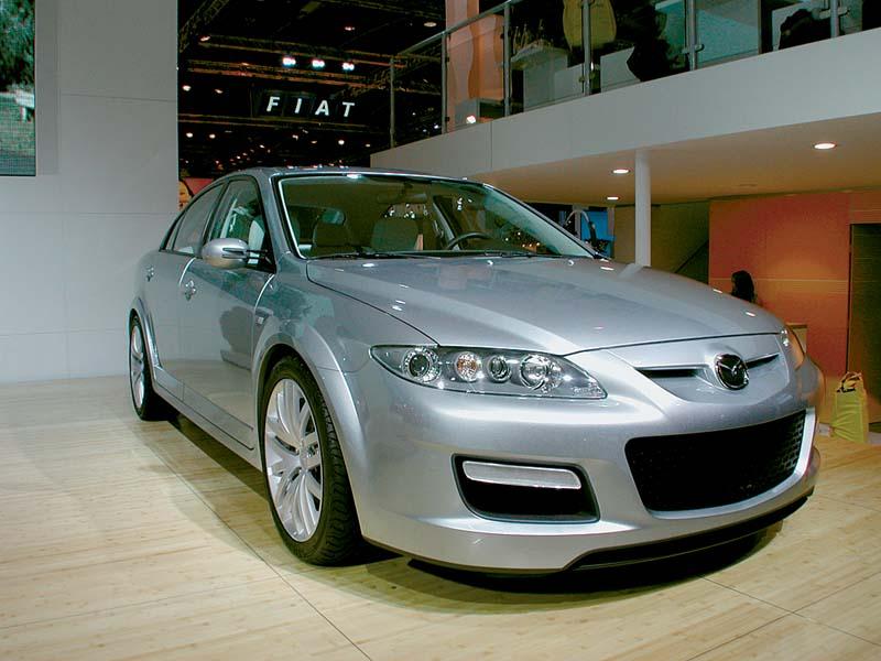 Mazda 6 Mps Concept 2002 Mazda 6 Mps Concept 2002 Photo 09 Car In