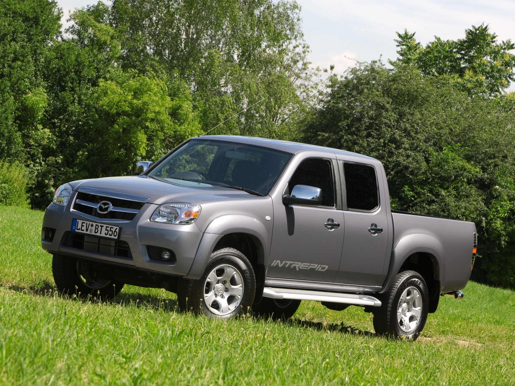Mazda Bt 50 2008 Tuning >> Mazda BT-50 Double Cab UK 2008 Mazda BT-50 Double Cab UK 2008 Photo 02 – Car in pictures - car ...