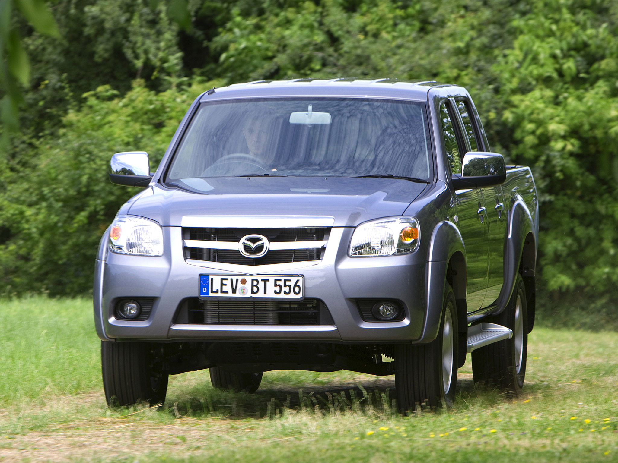 Mazda Bt 50 2008 Tuning >> Mazda BT-50 Double Cab UK 2008 Mazda BT-50 Double Cab UK 2008 Photo 05 – Car in pictures - car ...